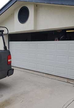Urgent Garage Door Panel Repair Near Snohomish